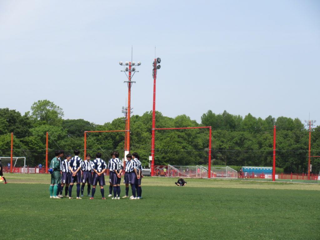 女子サッカー部 中学3年生の練習参加について