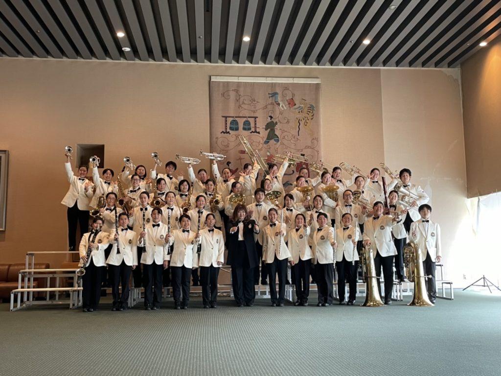 埼玉県吹奏楽コンクールAの部で金賞を受賞・西関東吹奏楽コンクールに出場決定!