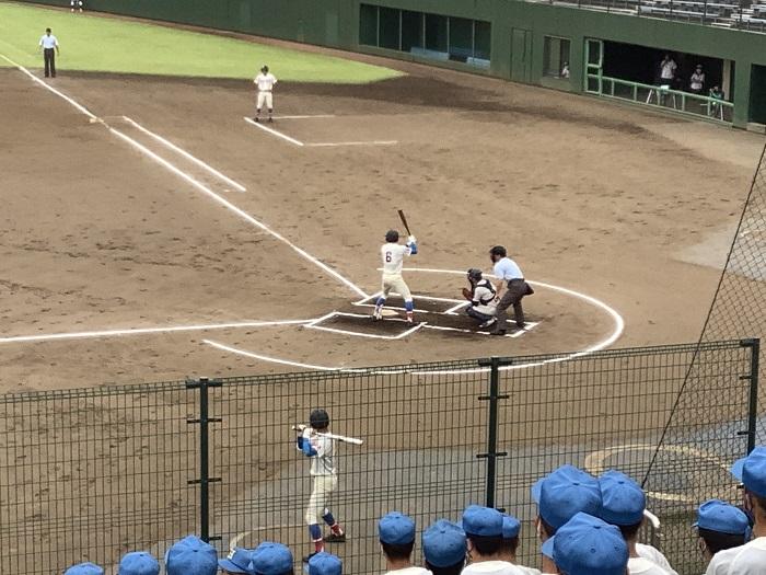 秋季埼玉県高校野球大会準決勝  ~打線好調14安打13得点、エース金子は5回7奪三振無失点、5回コールド勝ちで決勝進出、2年ぶり14回目の関東大会出場へ~