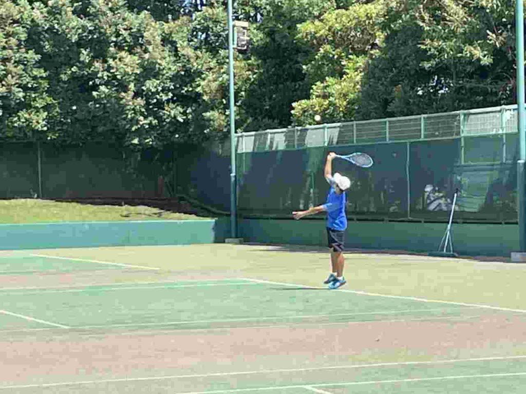 テニス 東部地区予選1位通過 本戦へ!