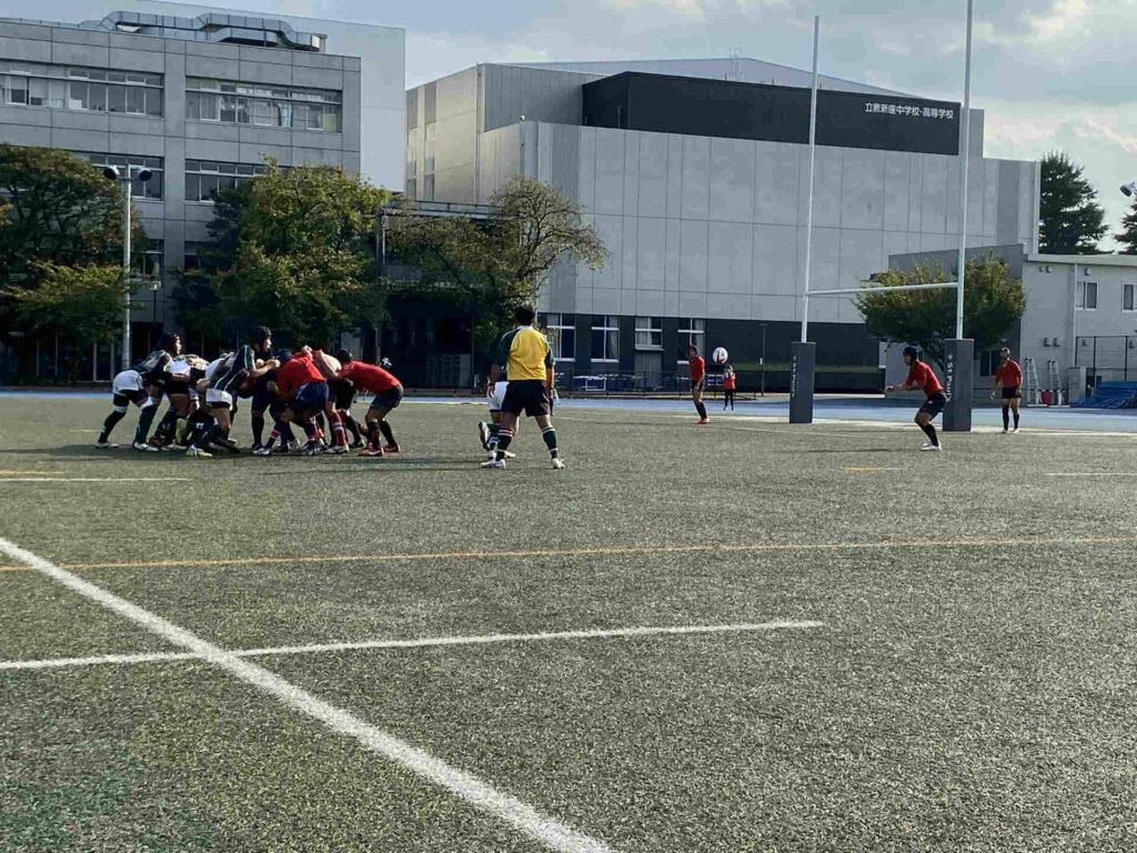 ラグビー全国大会埼玉県予選、結果は・・・?