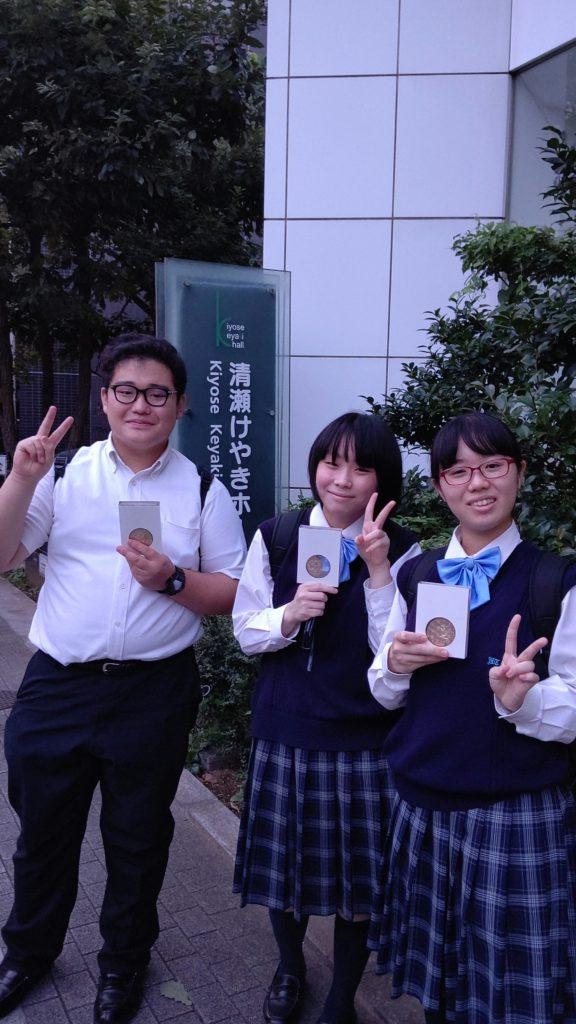 第1回国際声楽コンクール東京 重唱部門 本選出場決定!! ~全国の舞台へ、日本一までもう一歩~