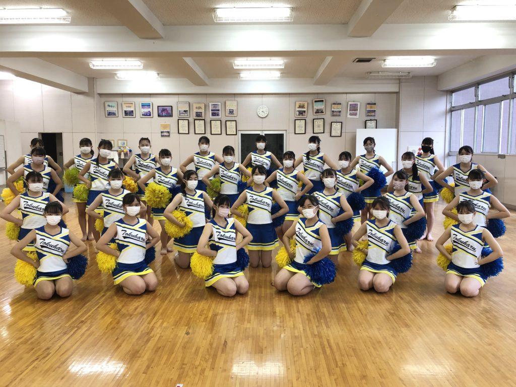 【バトン部動画】「ひとつになろう!ダンスONEプロジェクト'21」